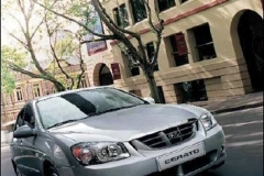 Rédaction anglophone plaquette lancement Kia Cerato