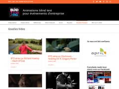 blog blindtest.org (création, animation hébergement)