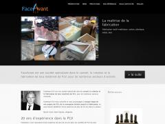blog société de PLV, FaceAvant