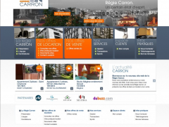 blog régie immobilière (Régie Carron)