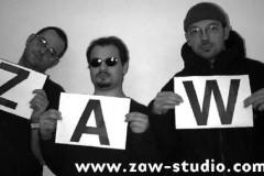 L'équipe de fondateurs: Lewis, Stéphane, Philippe