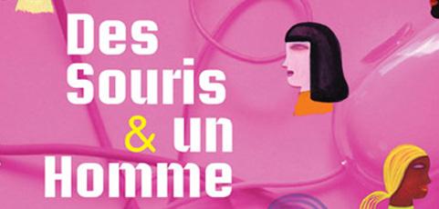 auteur du livre Des Souris & un Homme (2005)