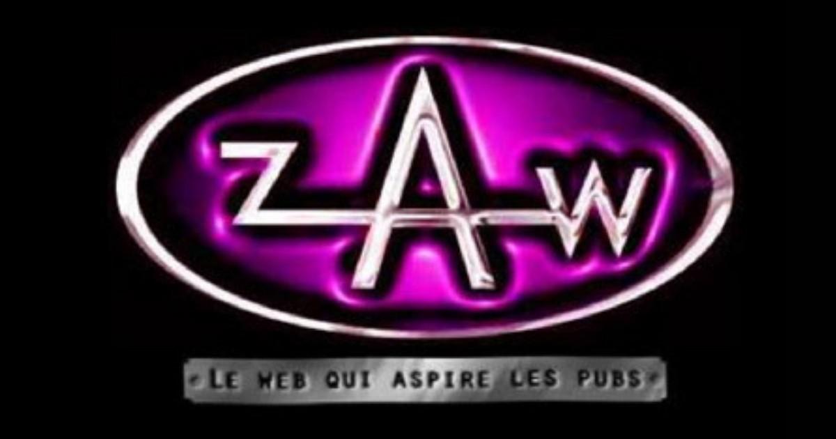 Créateur du WebZine Zaw (96/01)