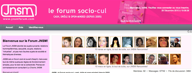 admin du Forum JNSM