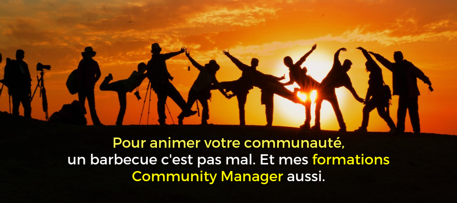 Formations Community Management à Lyon, en individuel ou en groupe