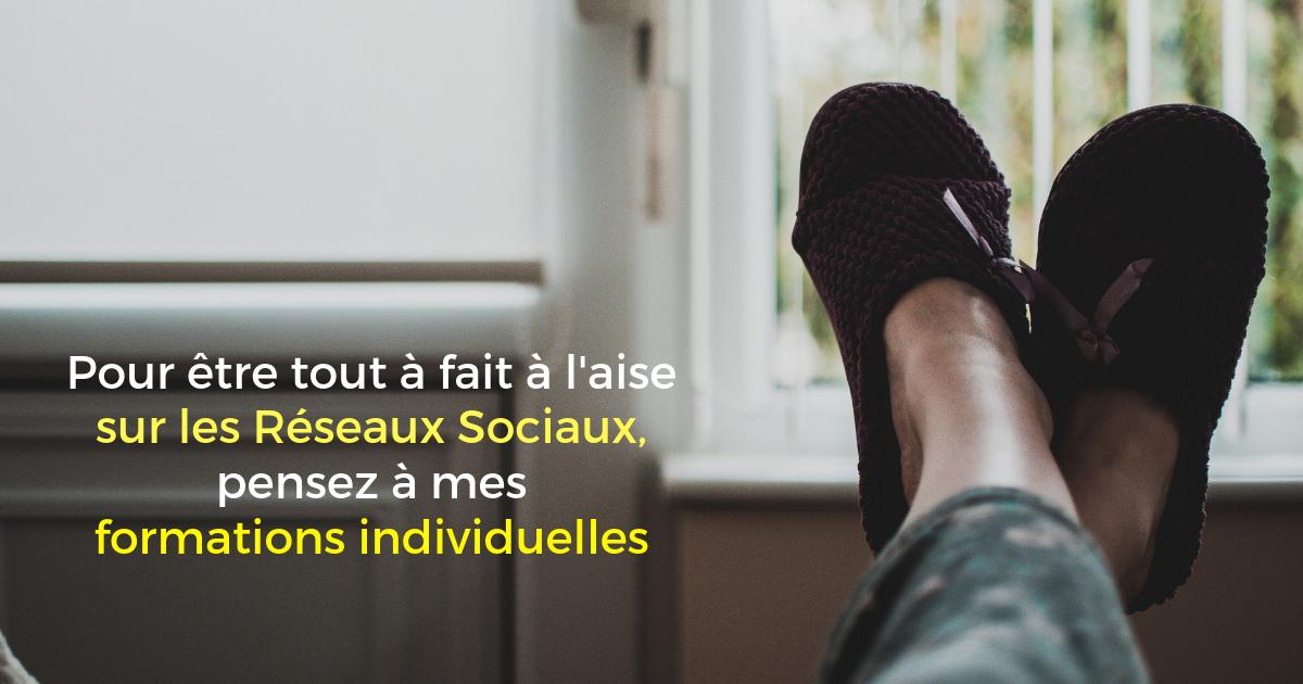 Formations individuelles Réseaux Sociaux à Lyon