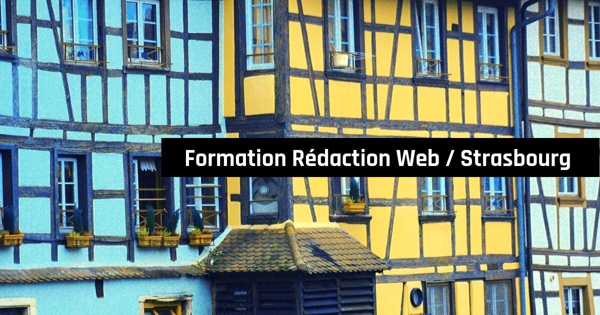 Formation Rédaction Web à Strasbourg pour Orsys